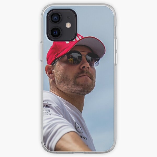 Valtteri Bottas Formula 1 iPhone Soft Case
