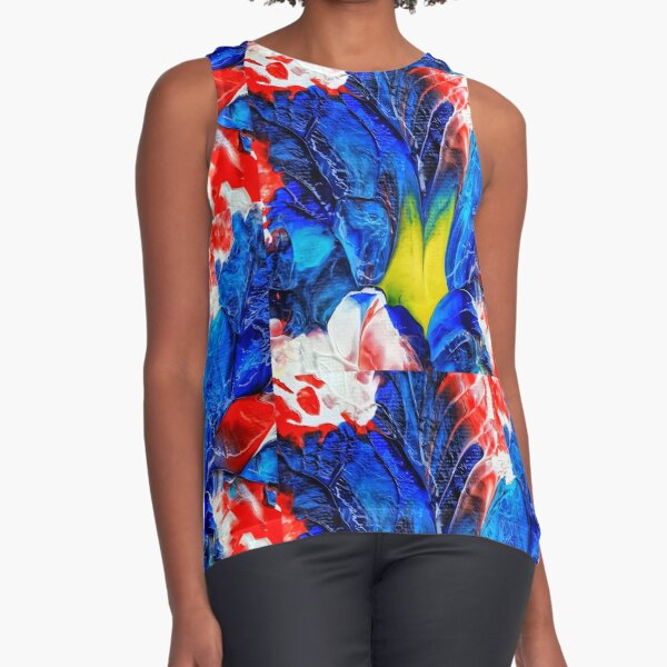 Colors of love Sleeveless Top