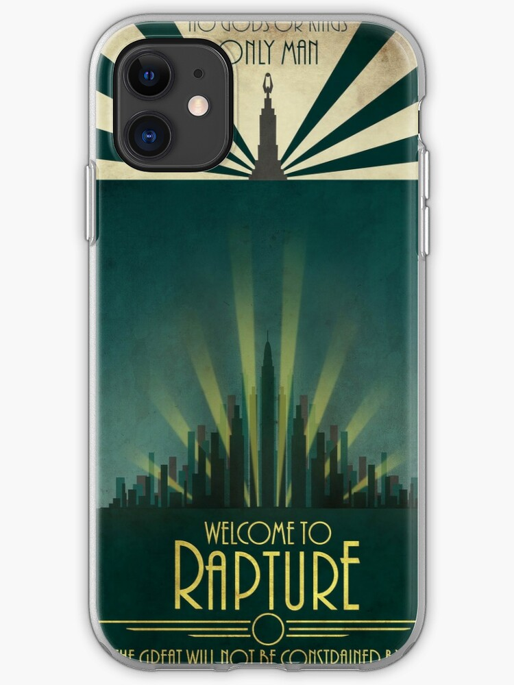 The Great Rapture iphone 11 case