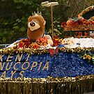 Salmon Days Parade, Issaquah, WA 2005 by Carlanne