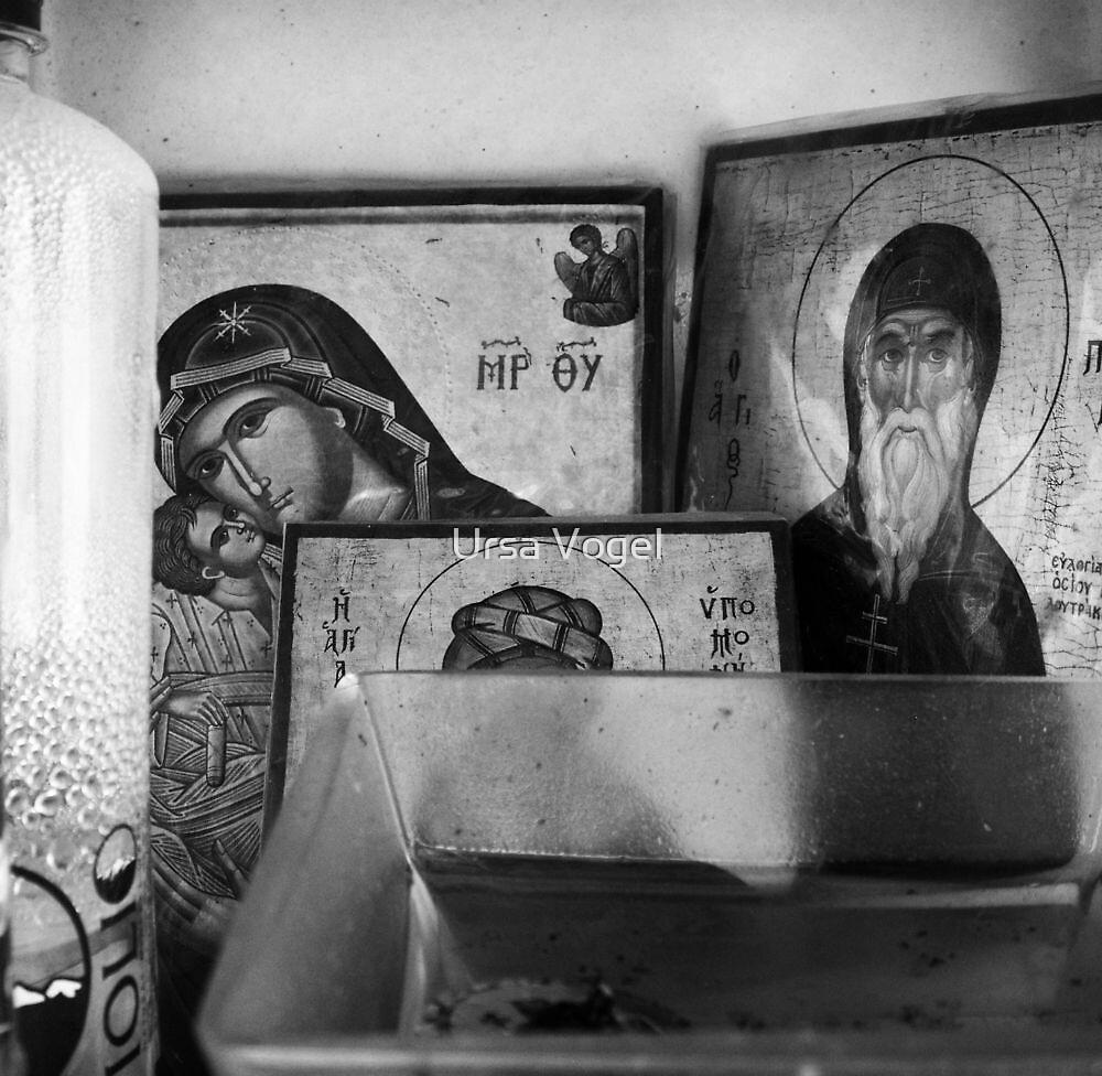icons by Ursa Vogel