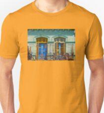 Windows in La Boca Caminito, Buenos Aires - Argentina Unisex T-Shirt