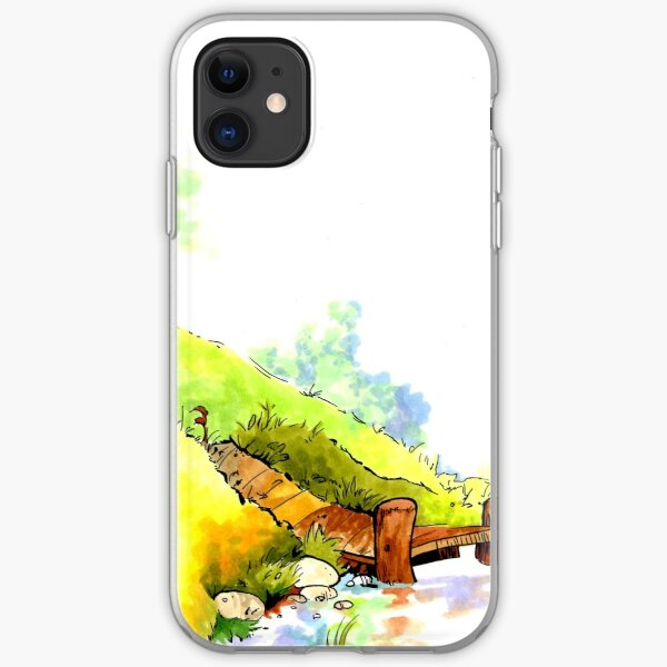 Calvin and Hobbes iPhone Soft Case