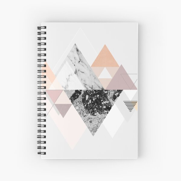 Graphic 110 Spiral Notebook