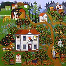 Apple Pies Here Today by Dawn Peterson