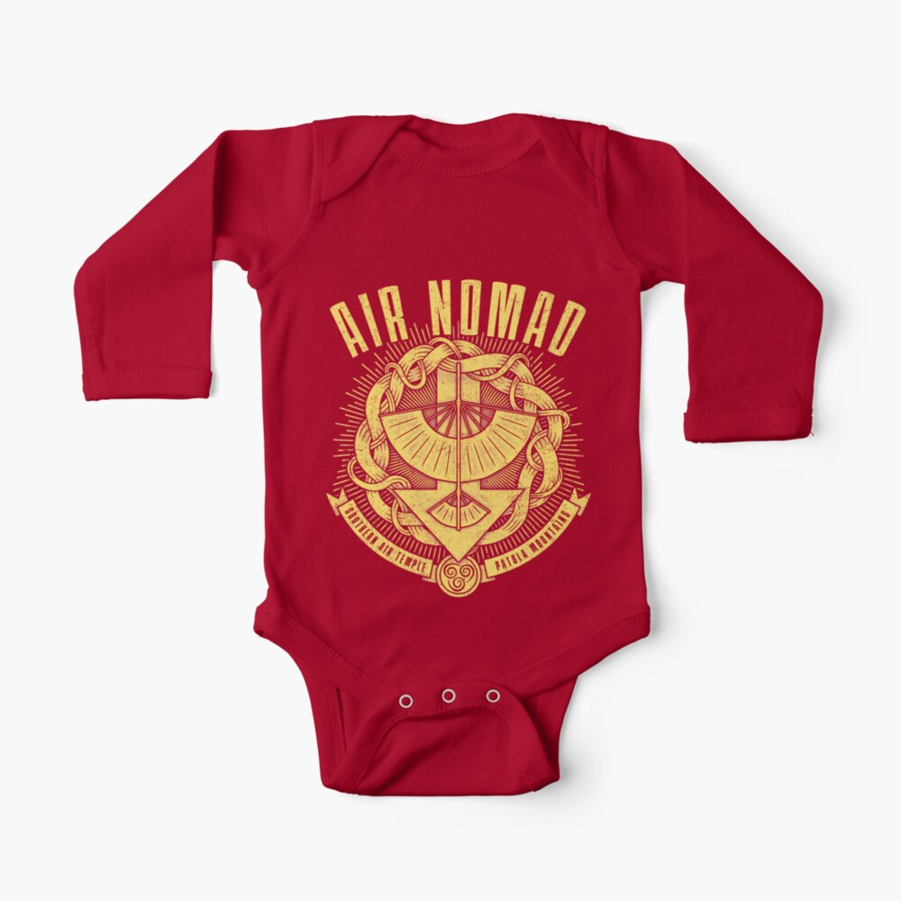 Avatar Air Nomad Baby One-Piece