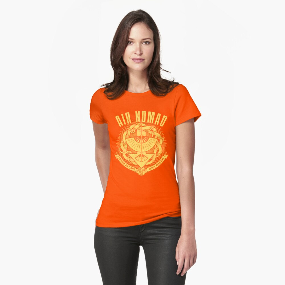 Avatar Air Nomad Fitted T-Shirt