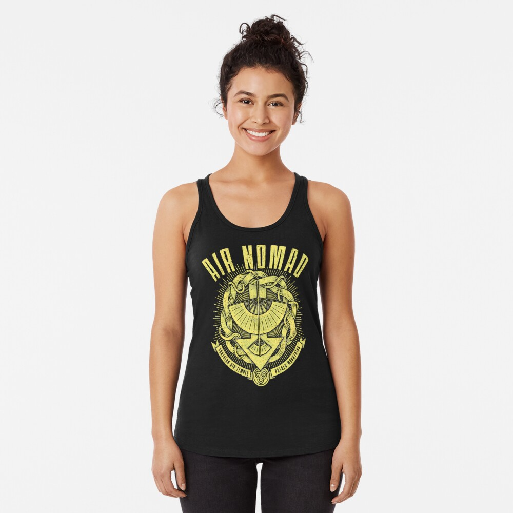 Avatar Air Nomad Racerback Tank Top