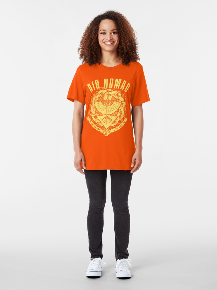 Alternate view of Avatar Air Nomad Slim Fit T-Shirt