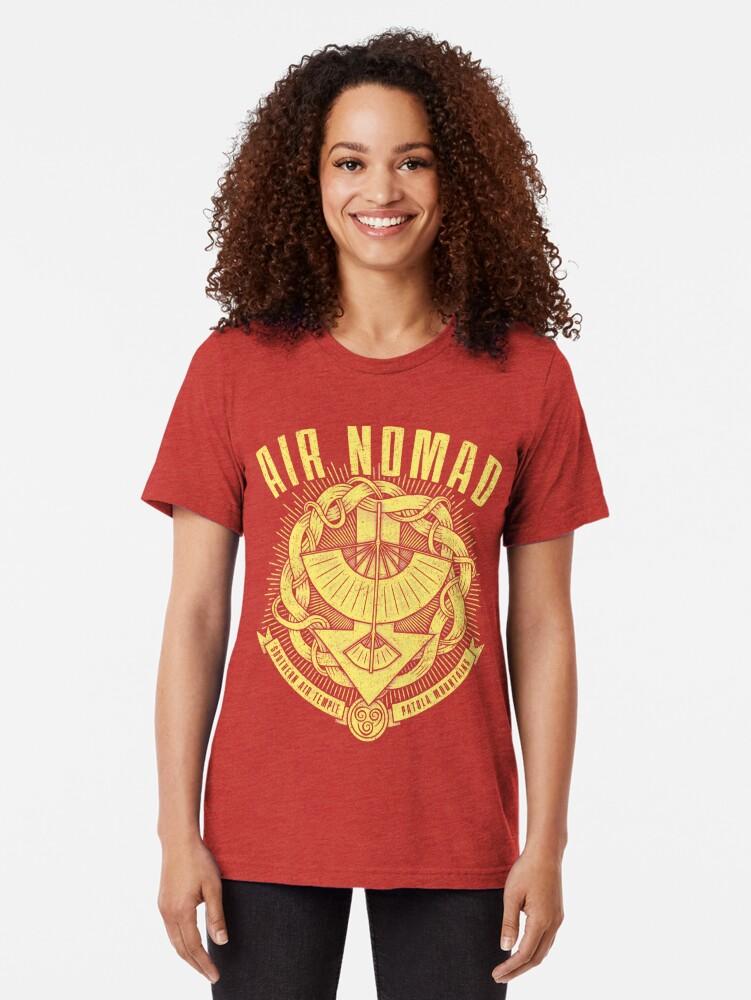 Alternate view of Avatar Air Nomad Tri-blend T-Shirt