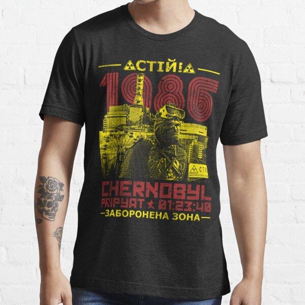 CHERNOBYL 1986 Essential T-Shirt