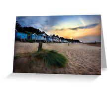 Wells-Next-The-Sea, Norfolk Greeting Card