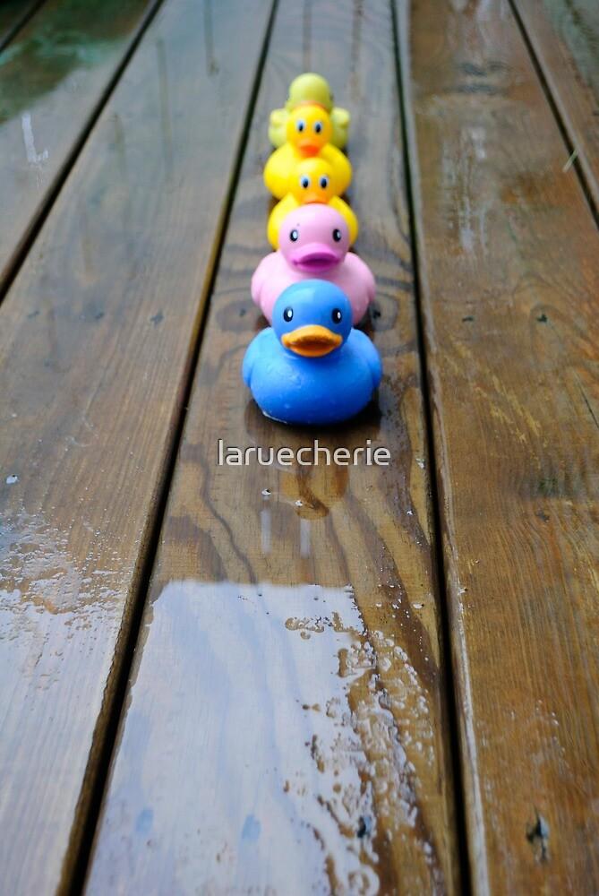 Get your ducks in a row  by laruecherie