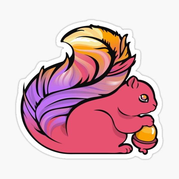 Apache Flink Sticker