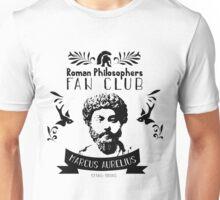 Roman Philosophers - Marcus Aurelius Unisex T-Shirt