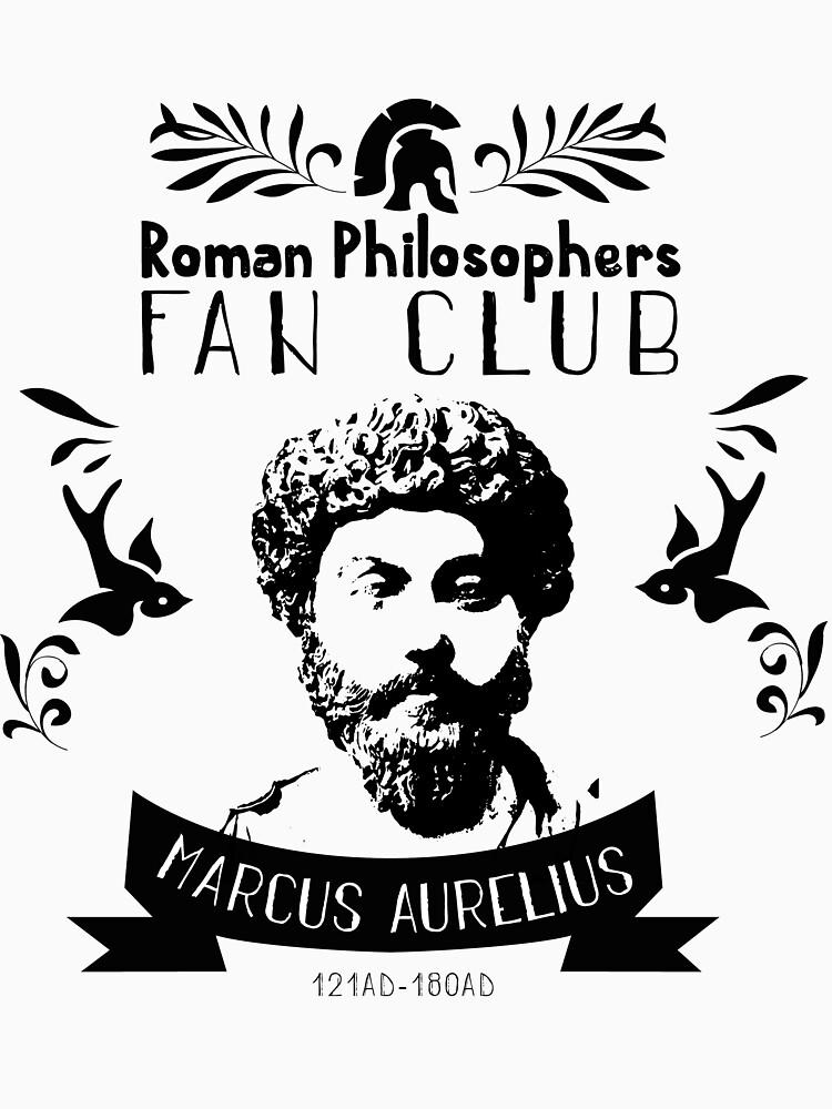 «Philosophes romains - Marc Aurèle» par daurelius