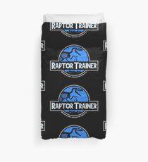 Jurassic World Raptor Trainer Duvet Cover