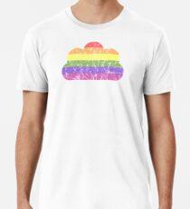 Clouds - LGBT+  Premium T-Shirt