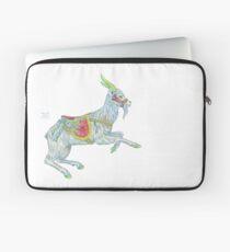 Carousel Goat Laptop Sleeve