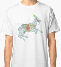 Carousel Goat Classic T-Shirt