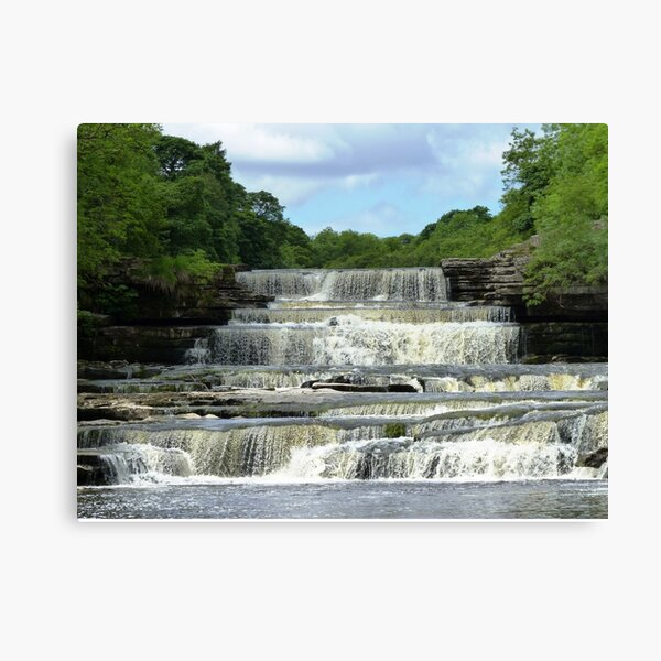 Aysgarth Falls #2 Canvas Print
