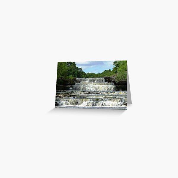 Aysgarth Falls #2 Greeting Card