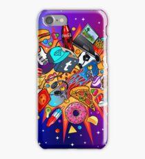 teenage explosion iPhone Case/Skin