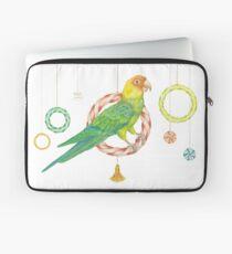 Candy Carolina Parakeet Laptop Sleeve