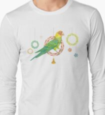 Candy Carolina Parakeet Long Sleeve T-Shirt