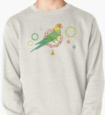 Candy Carolina Parakeet Pullover Sweatshirt