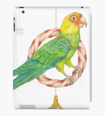 Candy Carolina Parakeet iPad Case/Skin