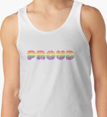 Proud - LGBT+  Tank Top