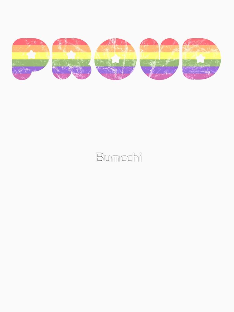 Proud - LGBT+  by Bumcchi