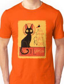 La Petite Sociere et le Chat Noir - Service de Livraison T-Shirt