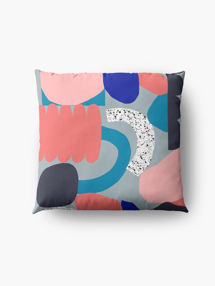 Alternate view of Equilibrium Floor Pillow