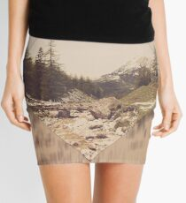 Into the Woods Mini Skirt