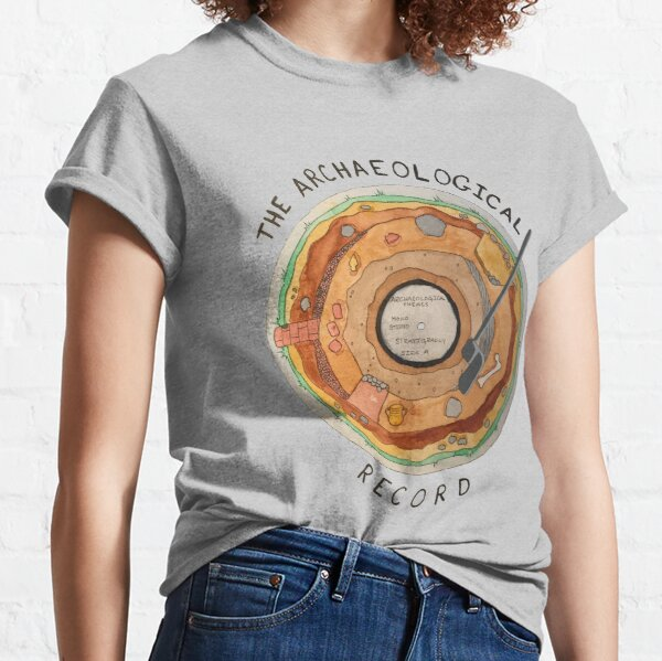 The Archaeological Record Classic T-Shirt