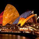 Vivid Sydney by Matt  Streatfeild
