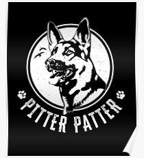 LETTERKENNY Pitter Patter Pupper Poster