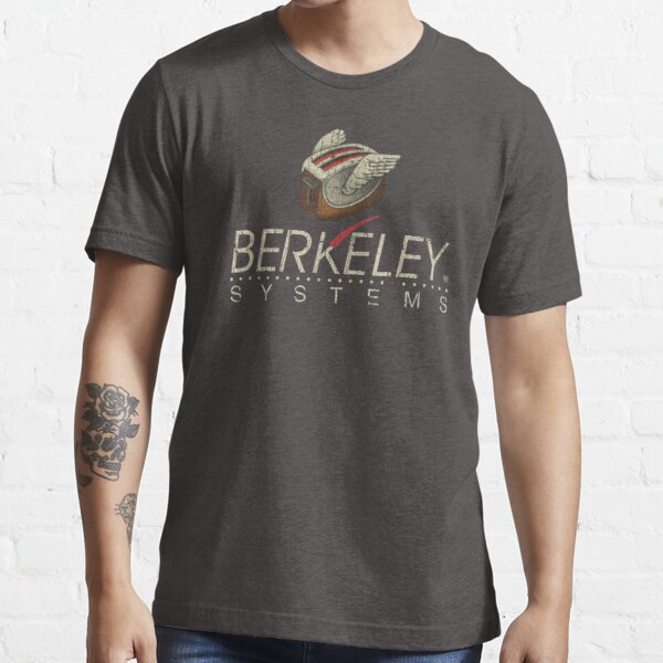 Berkeley Systems Flying Toasters Essential T-Shirt