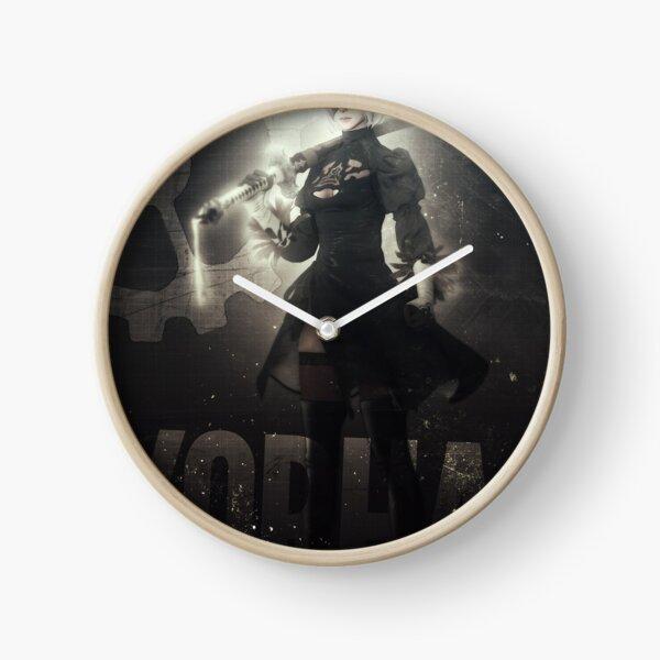 Yorha No 2 Type B Clock