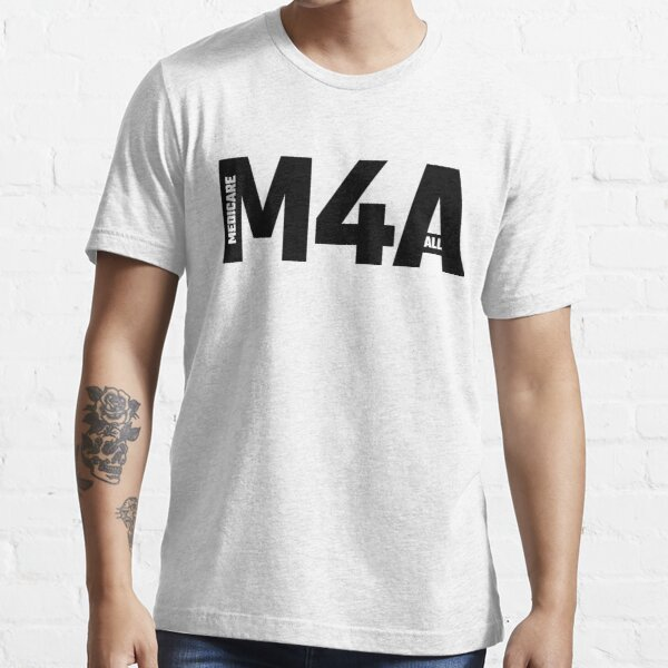 M4A - Medicare For All Essential T-Shirt