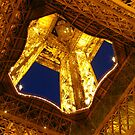 Under the Eiffel by Matt  Streatfeild