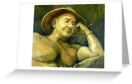 The Old Aussie Digger by Roz McQuillan