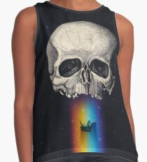 Iridescent Oblivion Sleeveless Top