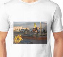 Stylin' A Frontside Kickflip Unisex T-Shirt