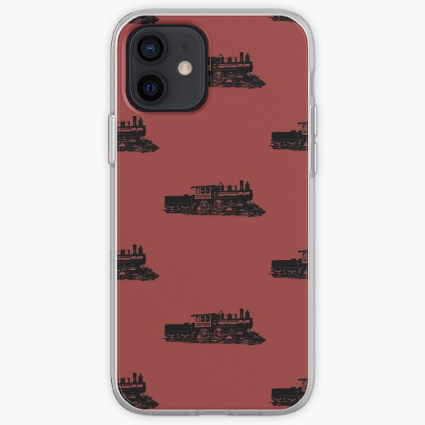 train t-shirt iPhone Soft Case