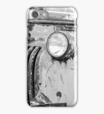 1946 Chevy Work Truck Fender and Grill iPhone Case/Skin