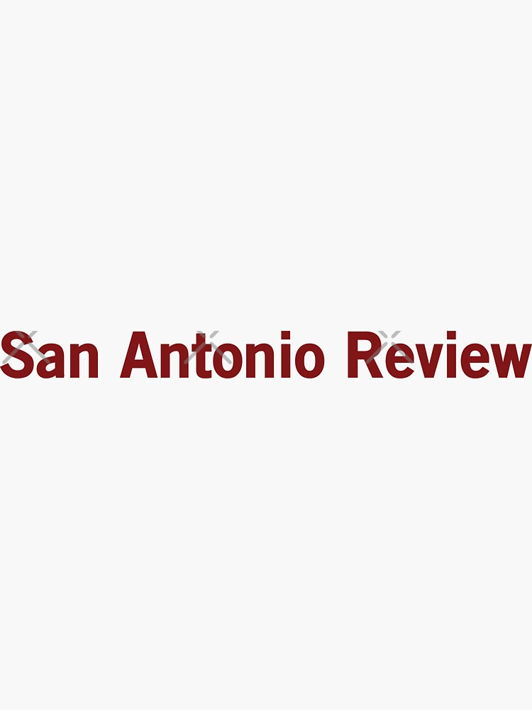 San Antonio Review by willpate