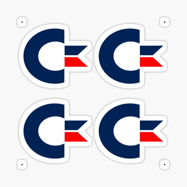 C=4 Sticker